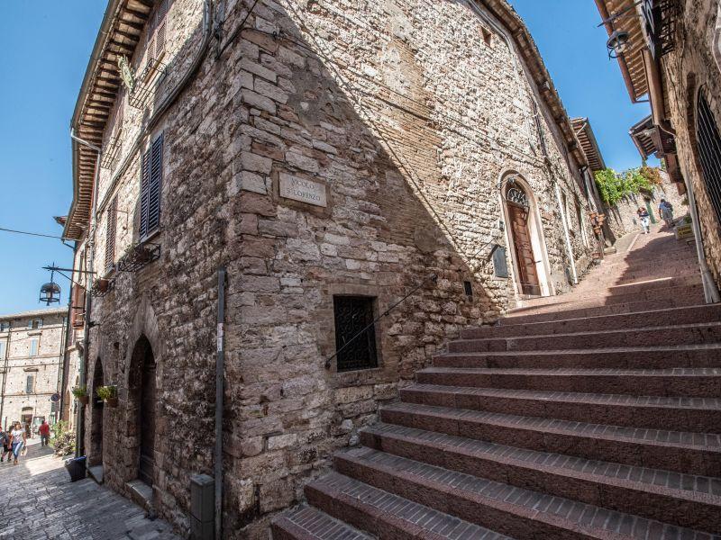 Vendita Appartamento Assisi / Sell Apartment Assisi – Via Vicolo San Lorenzo