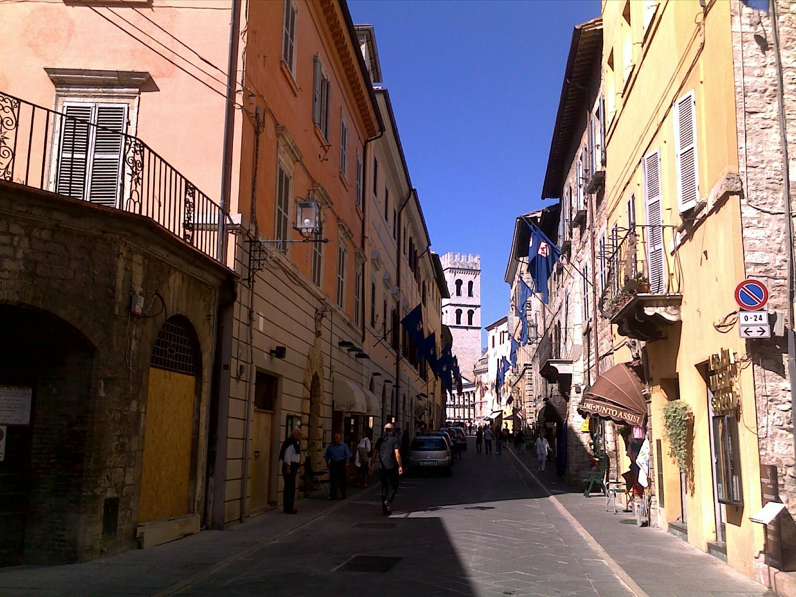 Vendita Appartamento Assisi / Sell Apartment Assisi – Corso Mazzini